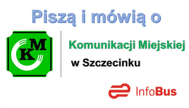 InfoBus o Komunikacji Miejskiej w Szczecinku (Film)